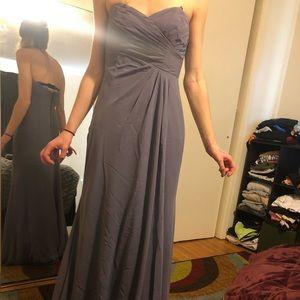 Unworn bridesmaid type dress.